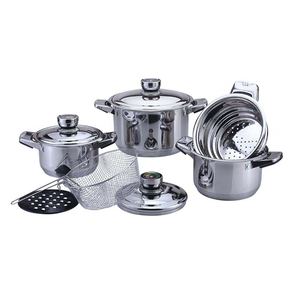 Набор посуды Bekker BK-2865 De Luxe