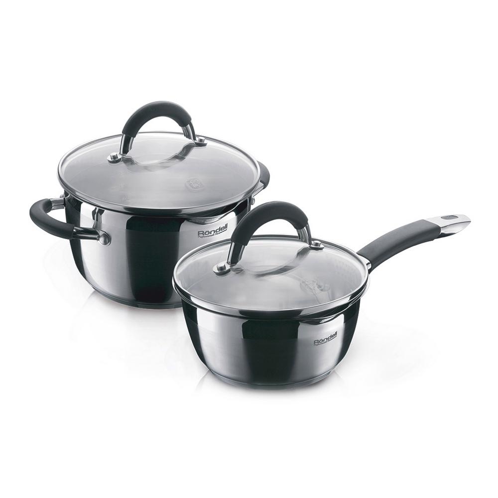 Набор посуды RONDELL RDS-340 Flame