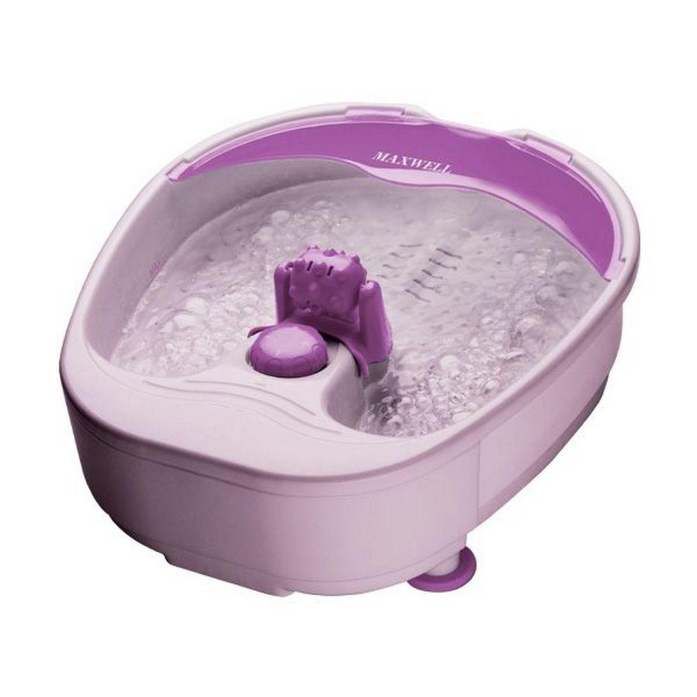 Массажная ванночка для ног MAXWELL MW-2451 розовый