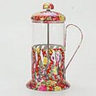 Чайник заварочный кофейник МВ 600мл 20029 красный