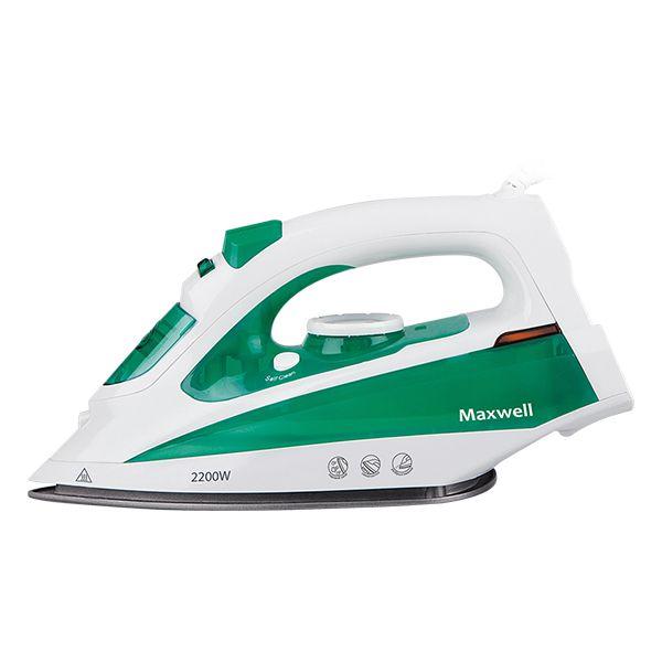 Утюг MAXWELL MW-3036 зеленый