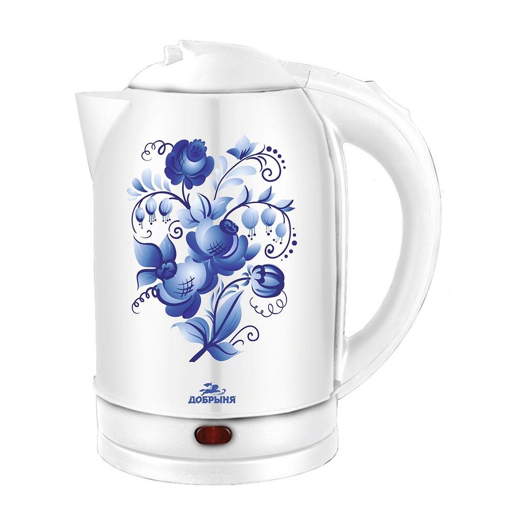 Чайник Добрыня DO-1214 гжель