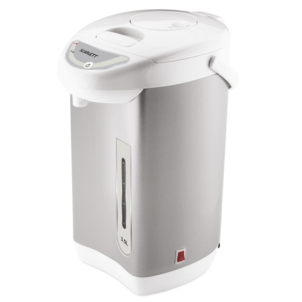 Термопот/ Чайник-термос SCARLETT SC-ET10D01 черный