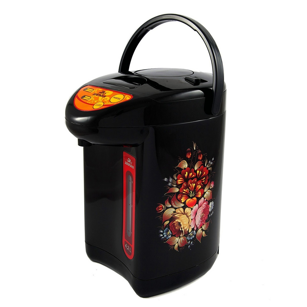 Термопот/ Термос-чайник (термопот) Добрыня DO 487 хохлома