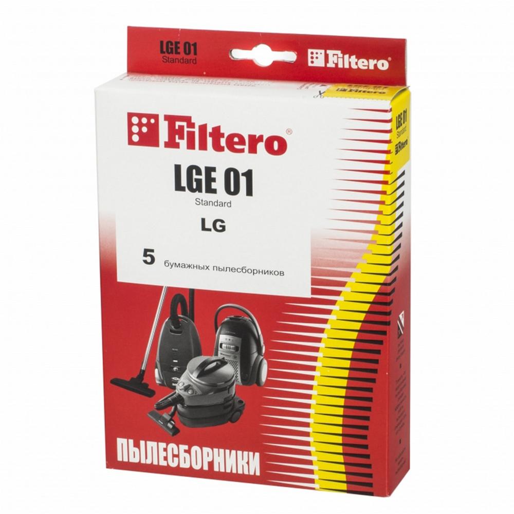 LGE 01 (5) Standard пылесборники Filtero