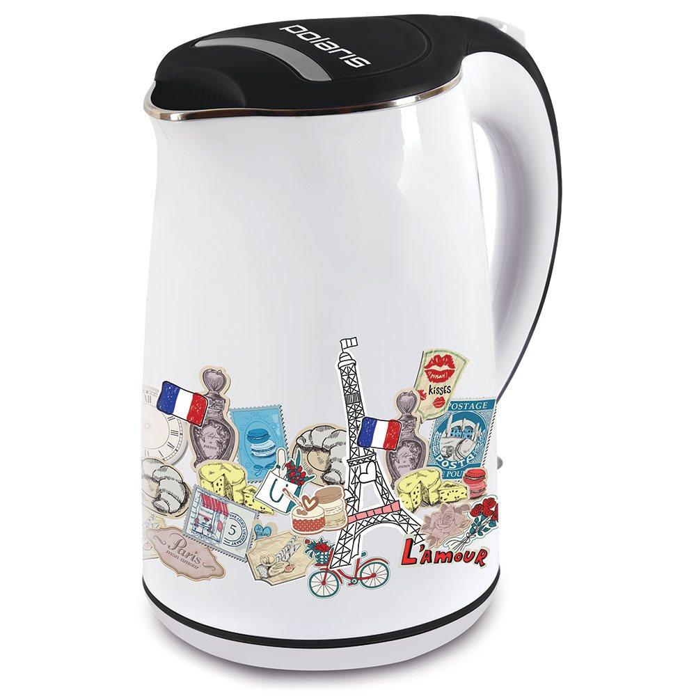 Чайник POLARIS PWK 1742 CWr Paris глянец