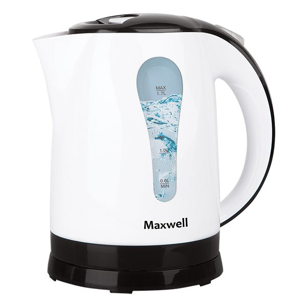 Чайник MAXWELL MW-1079 белый