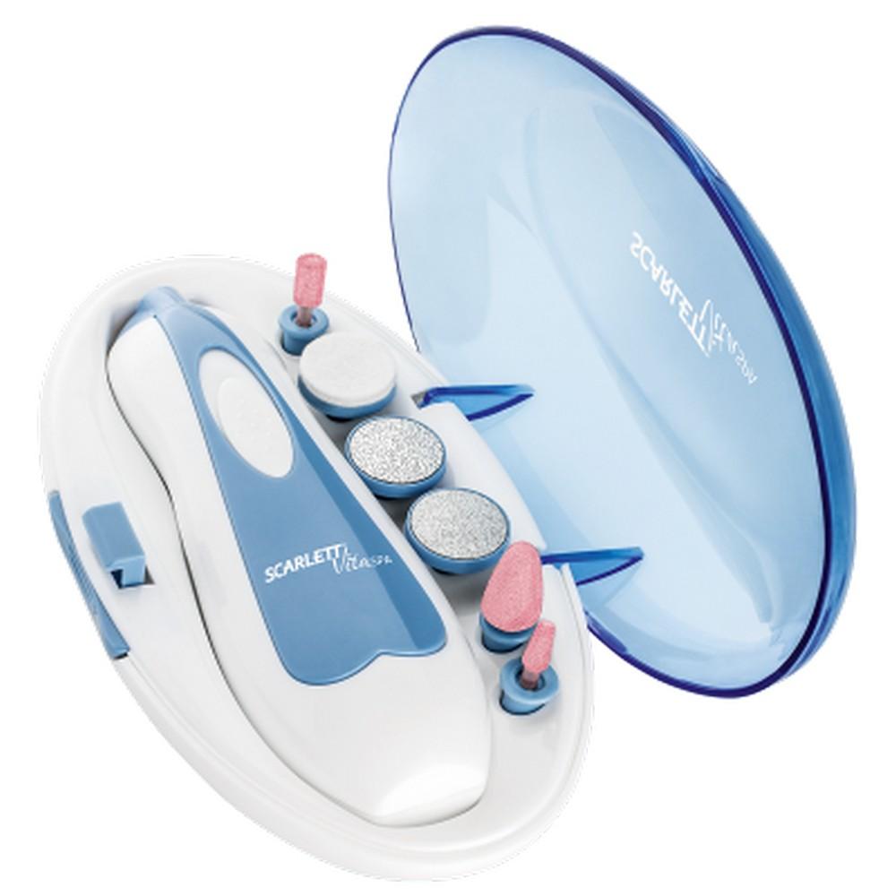 Маникюрный набор SCARLETT SC-MS95007 синий