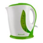 Чайник MAXWELL MW-1062 зеленый