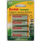 Аккумуляторная батарея Kodak HR6-2BL (2шт. в блистере) 2600mAh [KAAHR-2/2600mAh]