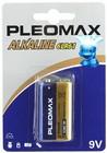 Элемент питания Samsung Pleomax 6LR61-1BL (1шт. в блистере)