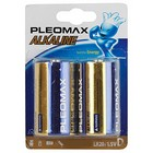 Элемент питания Samsung Pleomax LR20-2BL (2шт. в блистере)