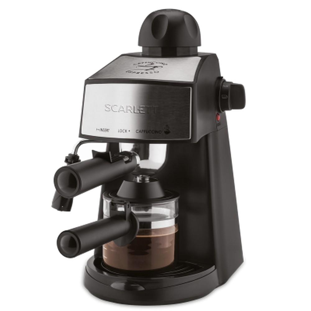 Кофеварка SCARLETT SC-CM 33004 черный