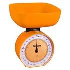 Весы кухонные DELTA KCA-104 оранжевый