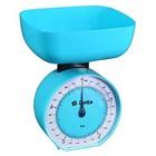 Весы кухонные DELTA KCA-104 голубой