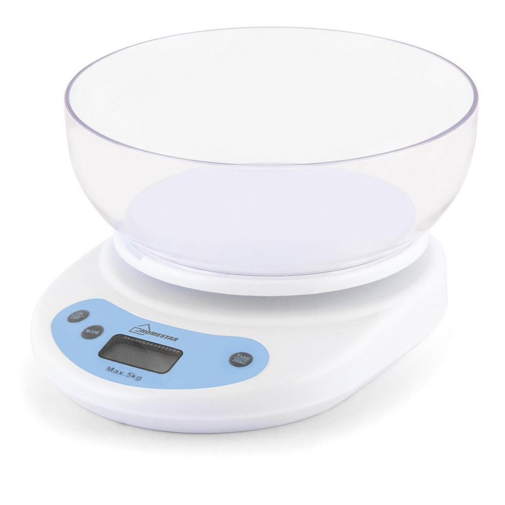 Весы кухонные HOMESTAR HS-3001 белый