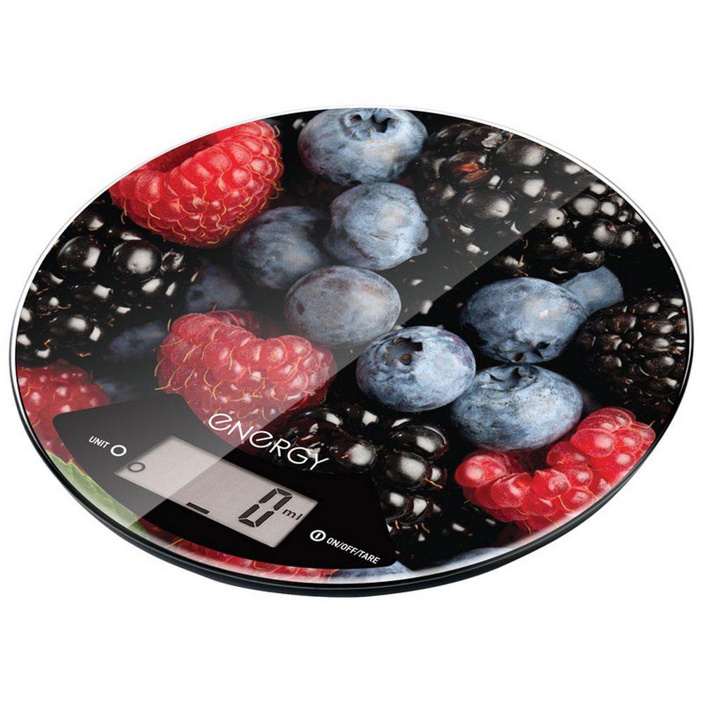 Весы кухонные электронные Energy EN-403 ягоды
