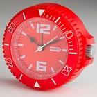 Будильник DELTA DT2-0029 красный