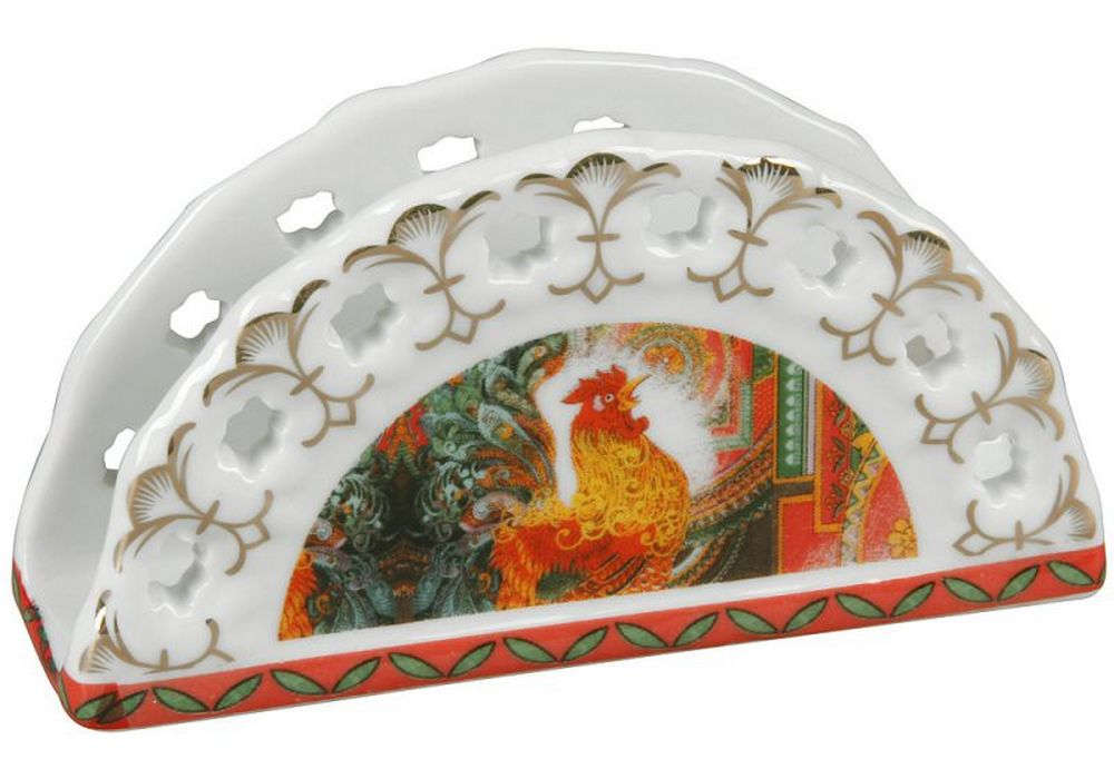 Салфетница ROSENBERG RCE-135002-Cock