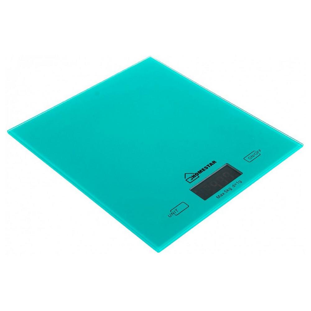 Весы кухонные HOMESTAR HS-3006 зеленый