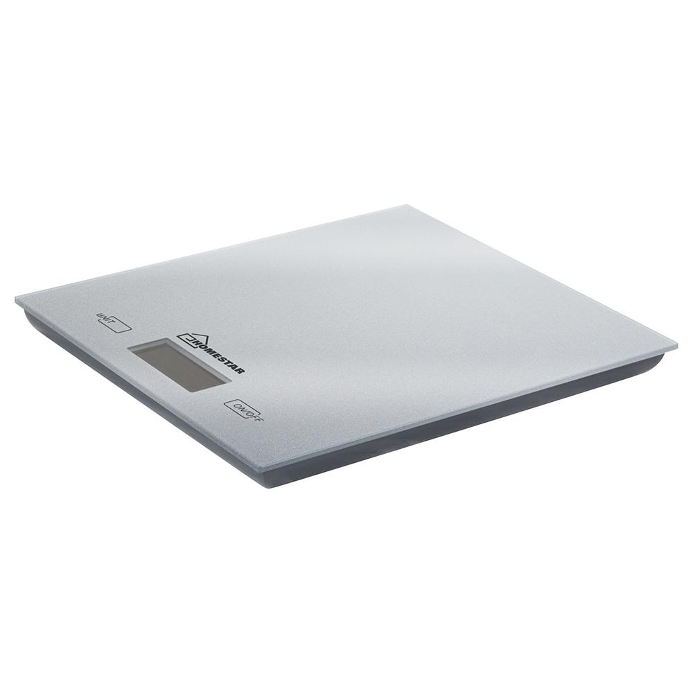 Весы кухонные HOMESTAR HS-3006 серебряный