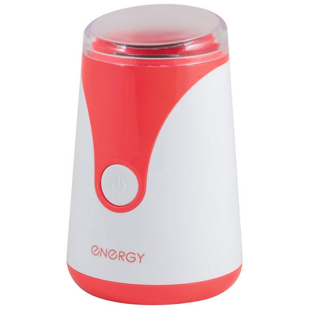 Кофемолка Energy EN-106 белый