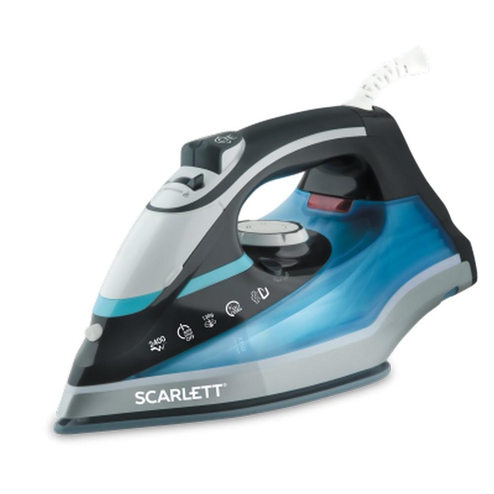 Утюг SCARLETT SC-SI 30 K18 синий