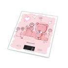 Весы кухонные MAXWELL MW-1477 розовый