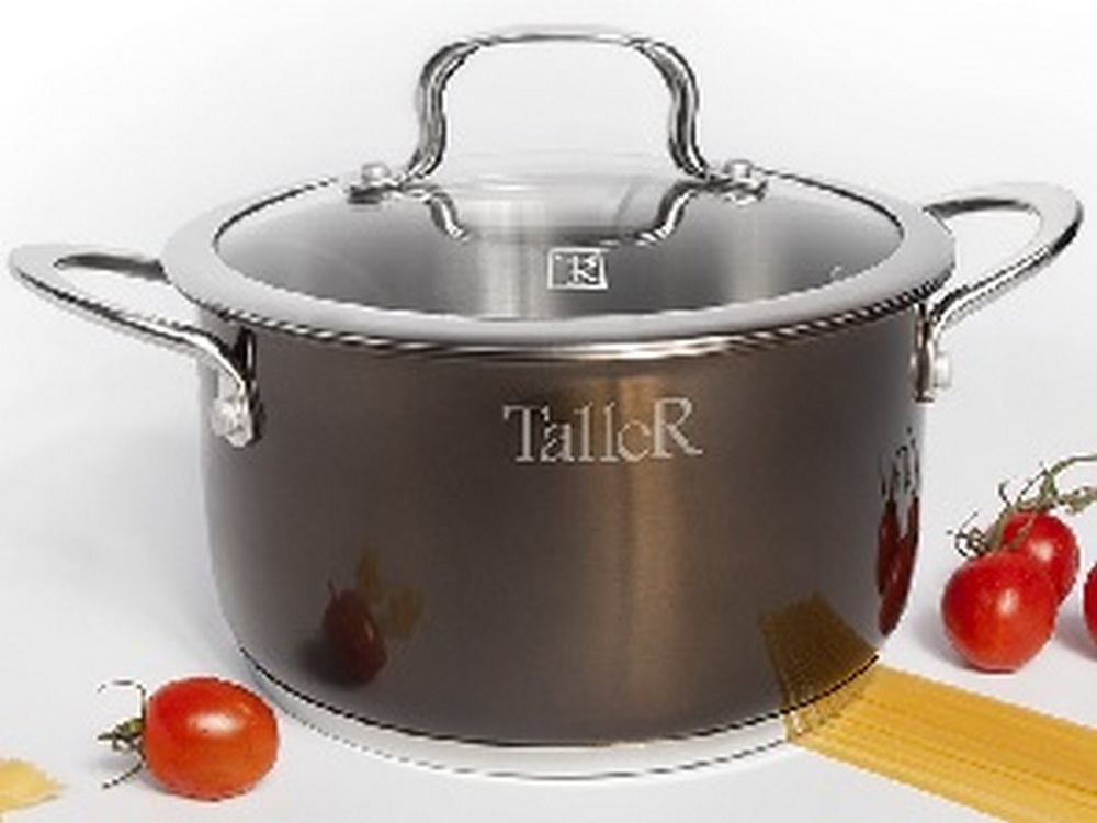 Кастрюля Taller TR-7291 (1.9л) Брауни