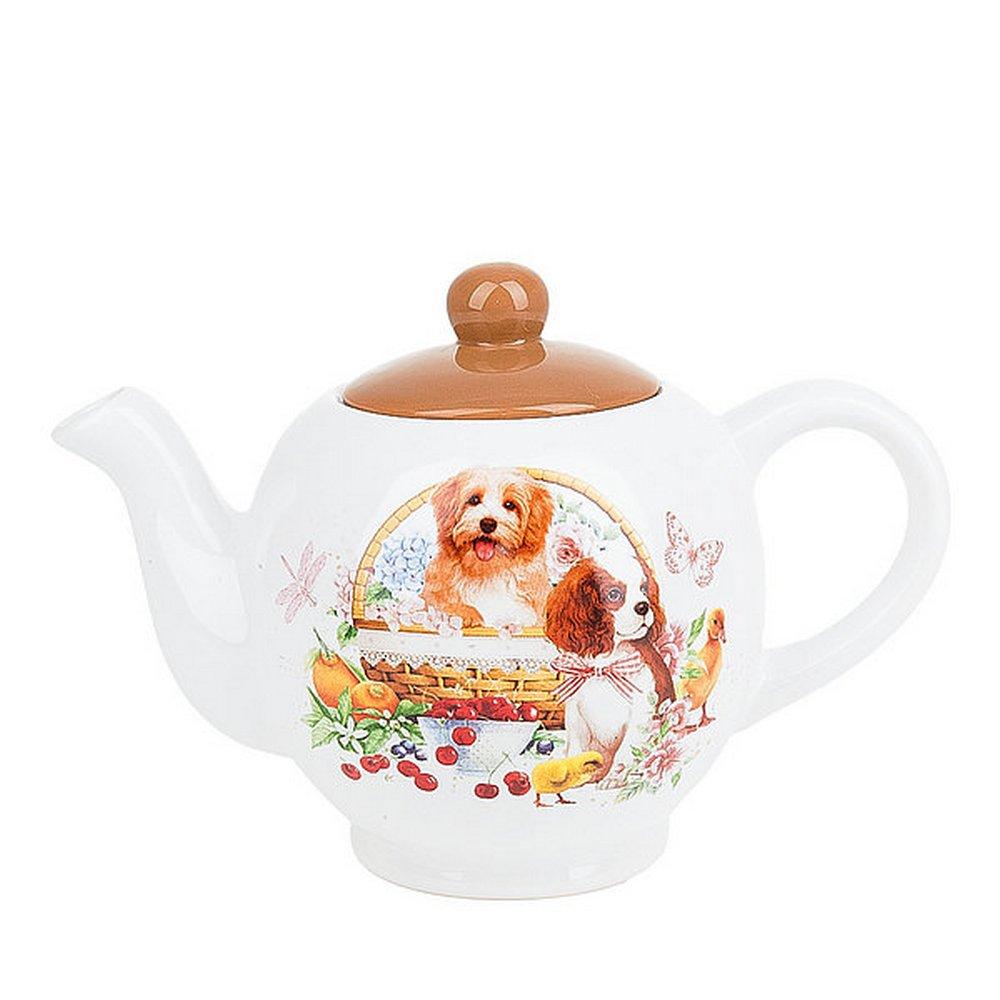 "Чайник заварочный ""Мимимишки"" 1100мл 2520703 SL"