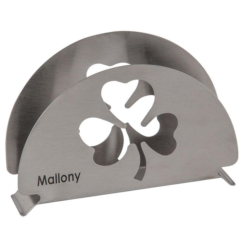 003058 Держатель для салфеток из нерж.стали Mallony FOGLIO