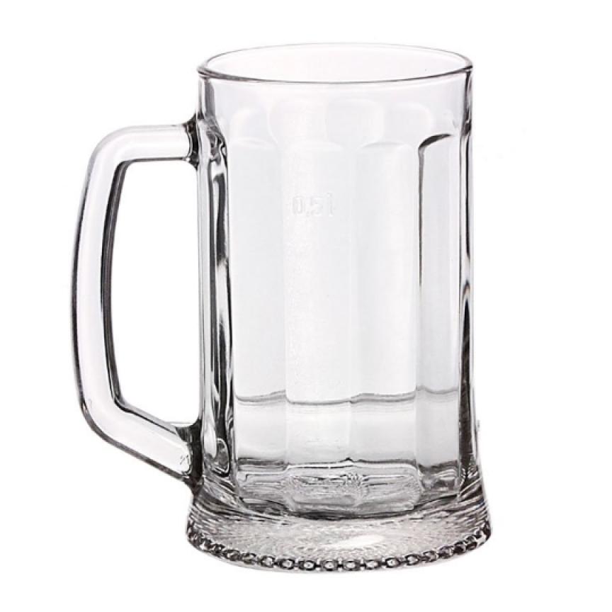 """Кружка д/пива """"Ладья"""" 500мл"""