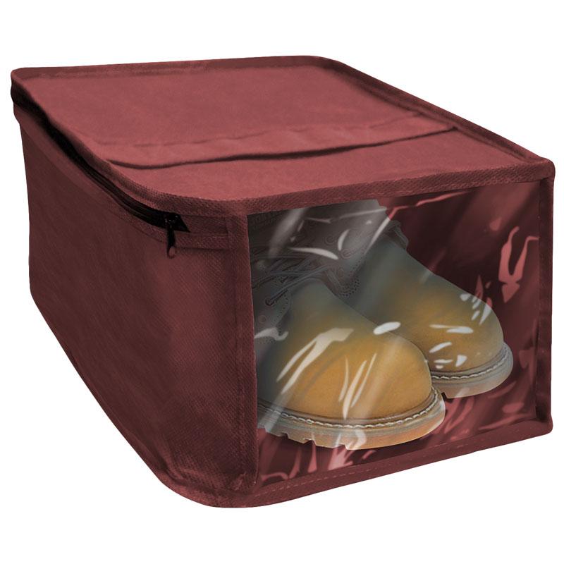 """312511 Чехол для хранения обуви """"Рыжий кот"""""""