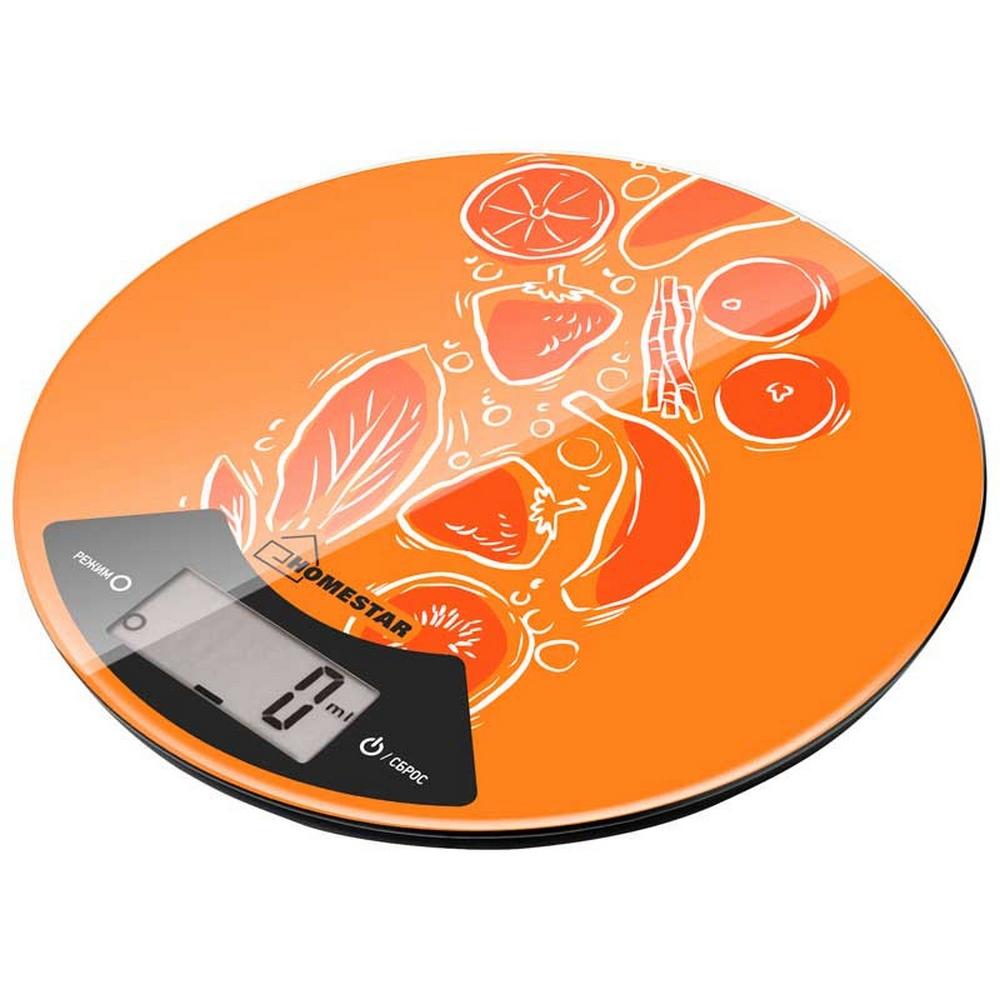 Весы кухонные HOMESTAR HS-3007S фрукты