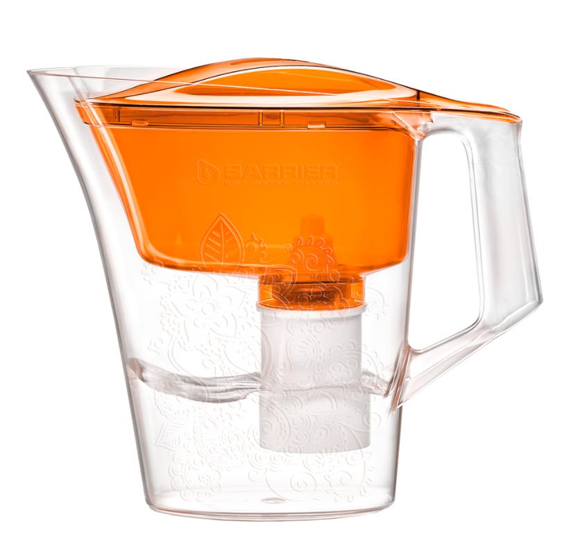 """Фильтр очистки воды """"Барьер -Танго""""(оранжевый)"""