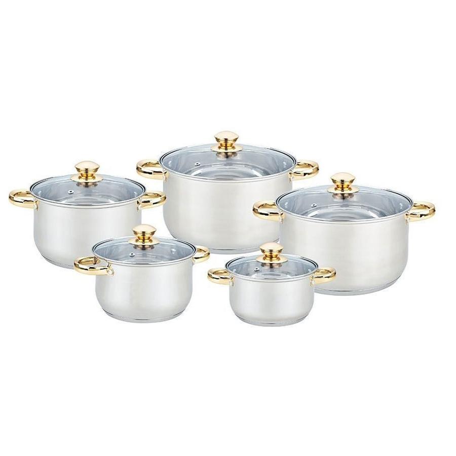 Набор посуды Bekker BK-2596 Jumbo