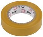 43904/43898 ЭРА ПВХ-изолента 15мм*10м желтая
