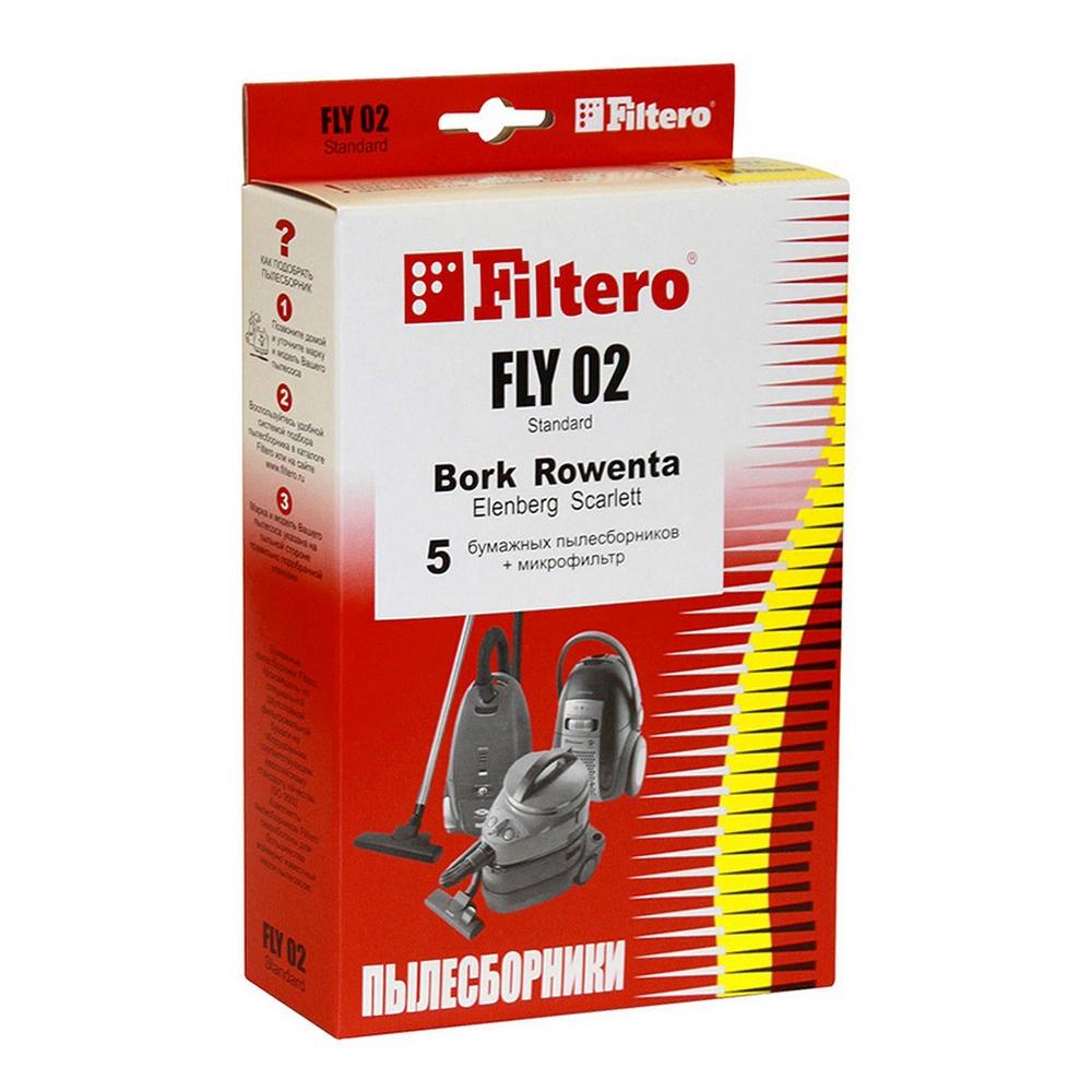 FLY 02 (5) Standart пылесборники Filtero