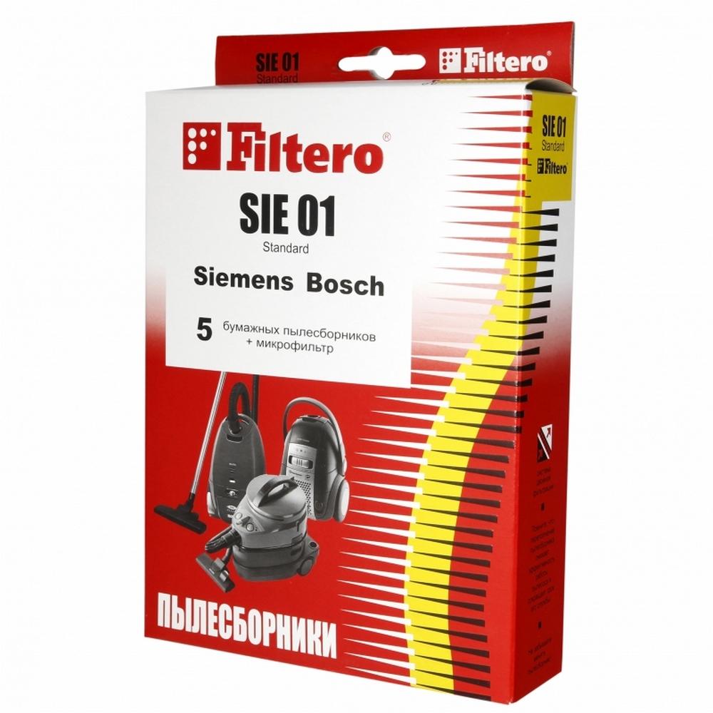 SIE 01 (5) Standard пылесборники Filtero