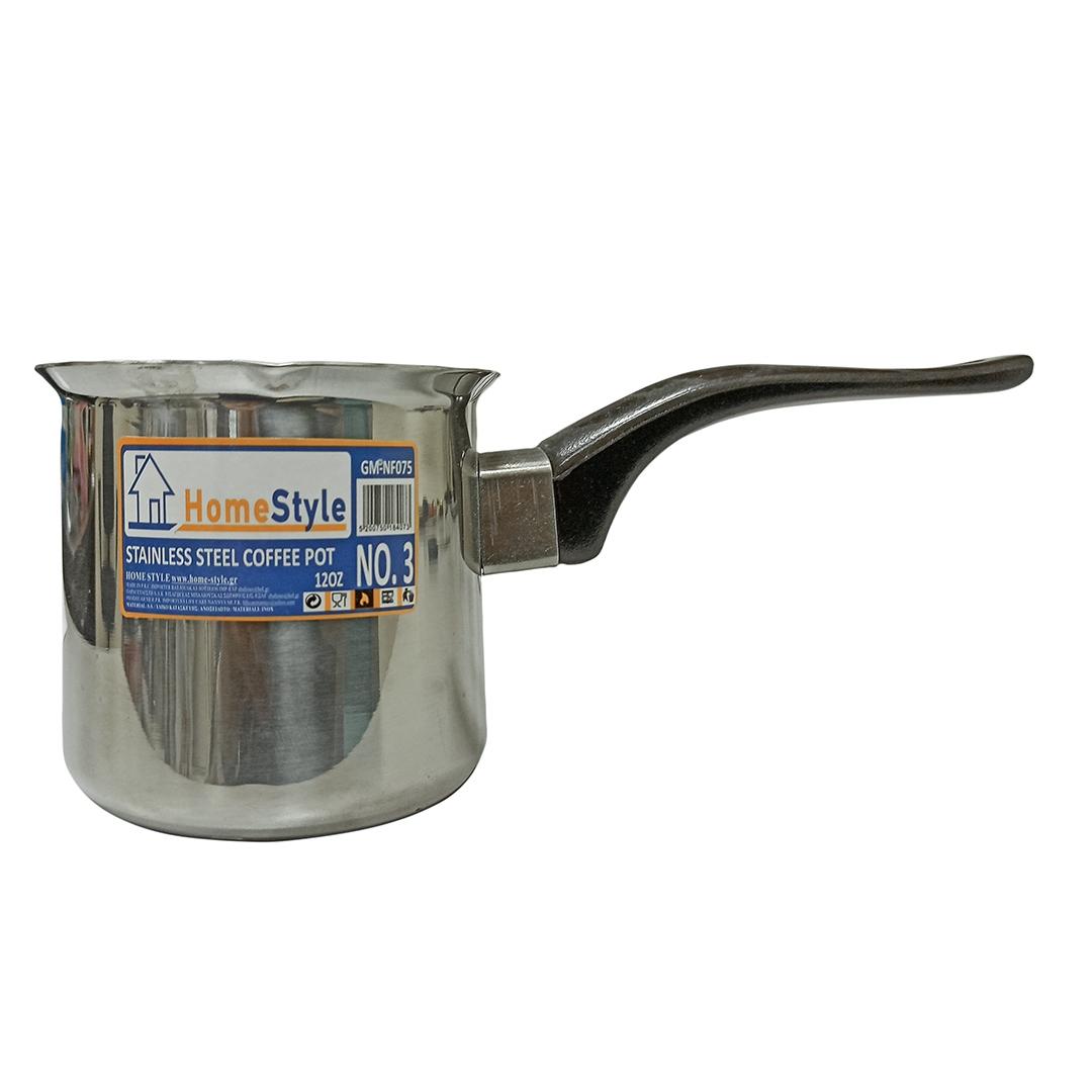 Кофеварка стальная PK-09040