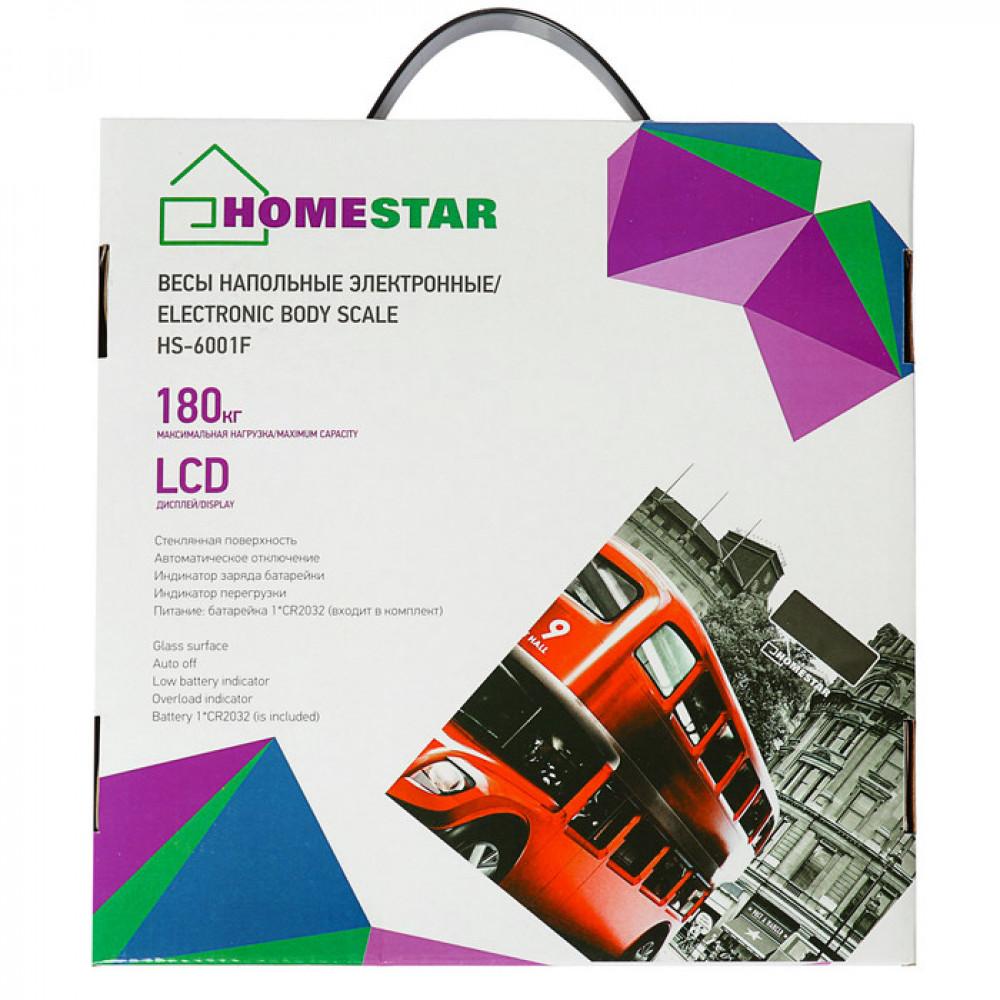 Весы напольные HOMESTAR HS-6001F
