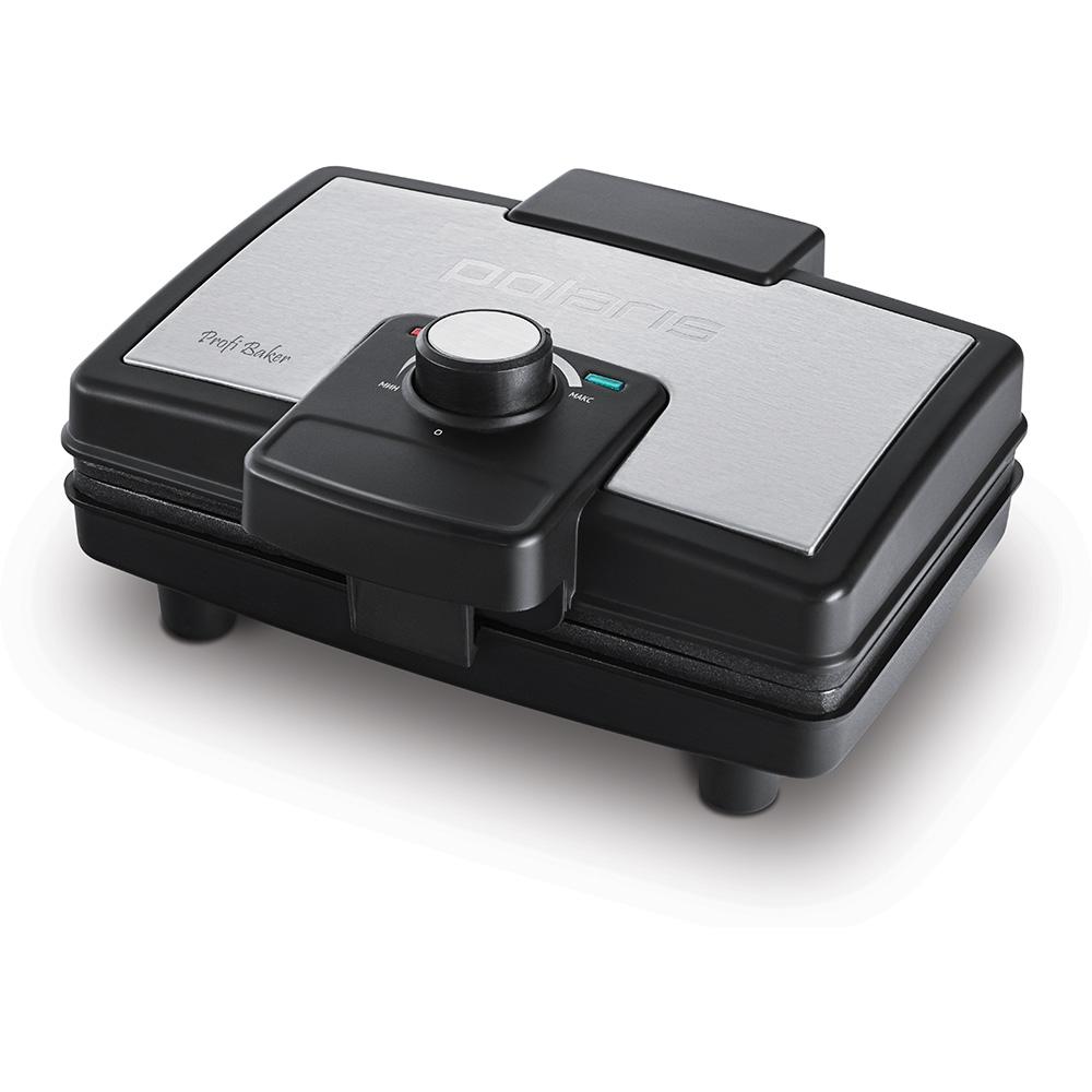 Прибор для выпечки POLARIS PWT 0401T черный