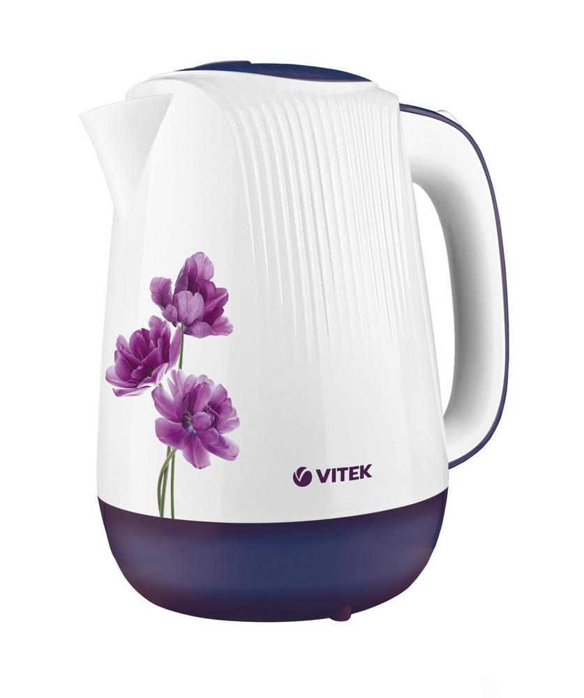 Чайник VITEK VT-7061 разноцветный