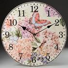 """Часы настенные C26-054/8 """"Бабочка"""""""