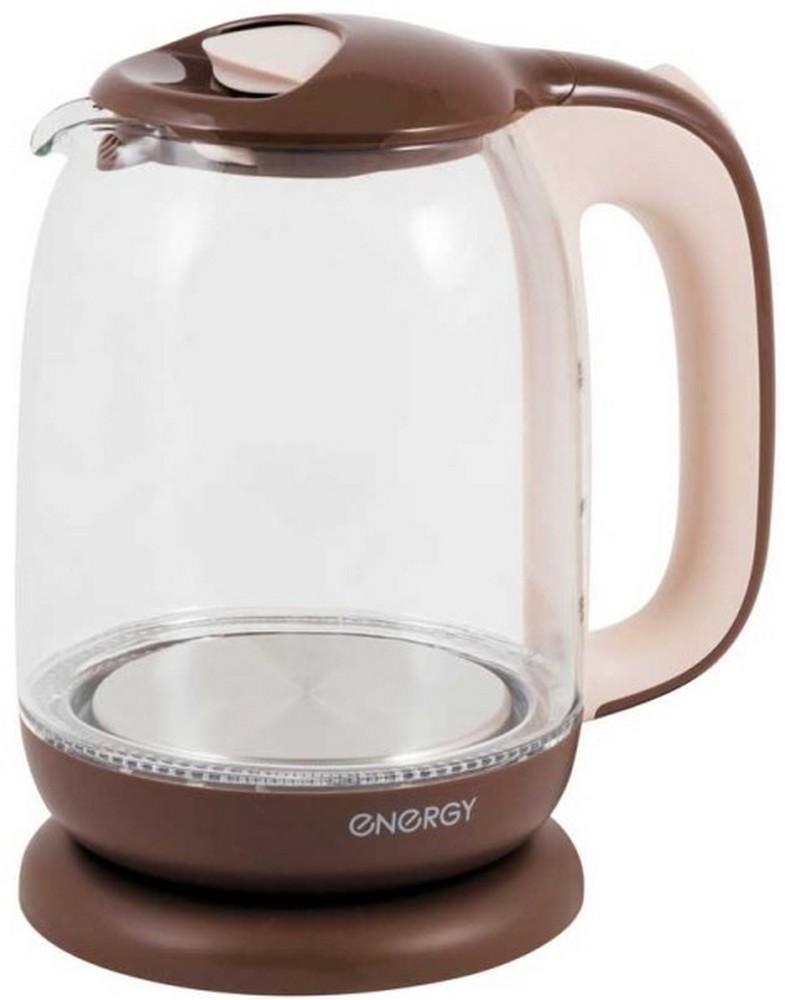 Чайник Energy E-281 коричневый