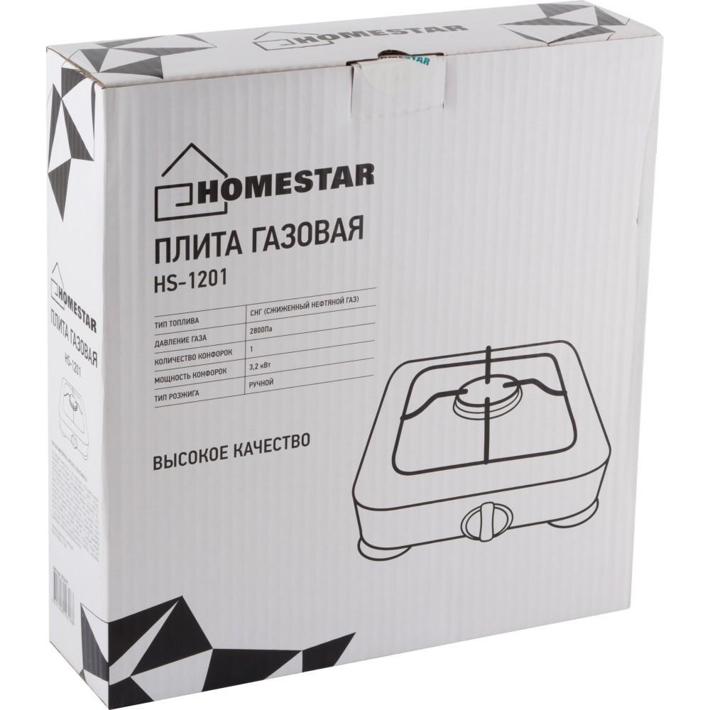 Плита газовая HOMESTAR HS-1201