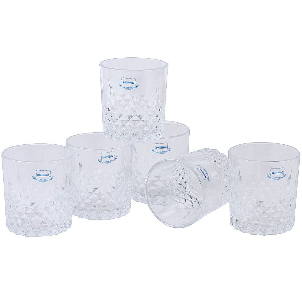 Набор стаканов ROSENBERG RGL-795010