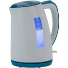 Чайник POLARIS PWK 1790CL белый-синий