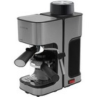 Кофеварка POLARIS PCM 4003 нерж.сталь/черный