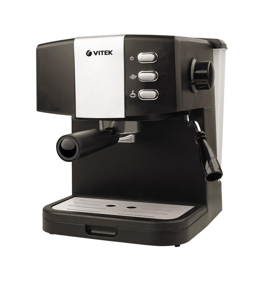 Кофеварка VITEK VT-1523 разноцветный